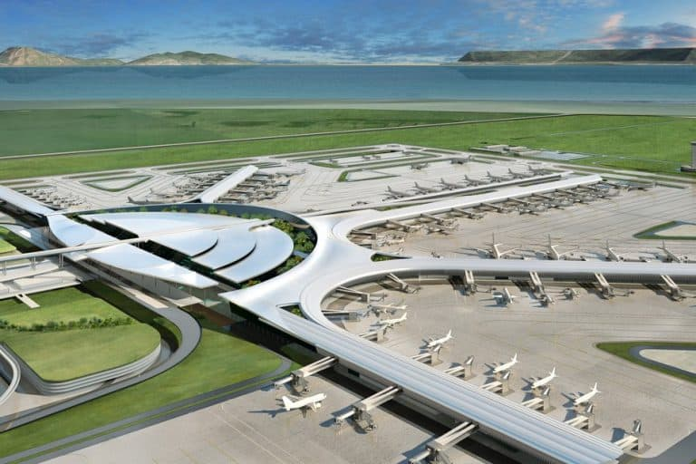 SM Corp released proposed design of New Manila International Airport in Bulacan